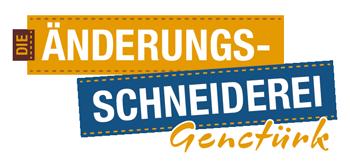 ÄNDERUNGSSCHNEIDEREI GENCTÜRK Logo